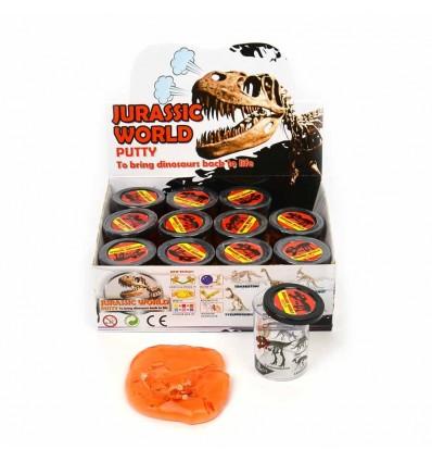 Świat Dinozaurów - Dinozaur w Glucie 8cm