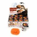 Świat Dinozaurów - Dinozaur w Glucie 8cm Putty Jurassic World