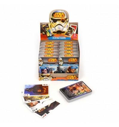 Karty do gry Gwiezdne wojny STAR WARS Trylogia–6x9cm