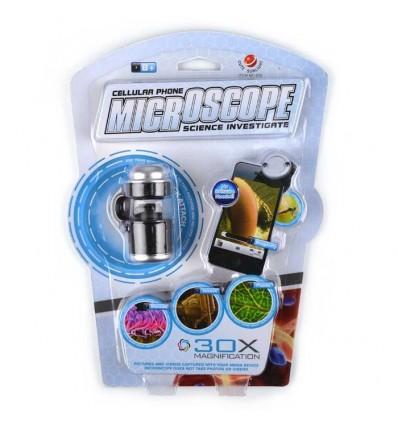 Mikroskop na telefon z bateriami – 7 c