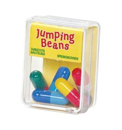 Skaczące Fasolki - Box Of Jumping Beans