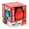 ANGRY BIRDS - NIGHT LIGHT - RED