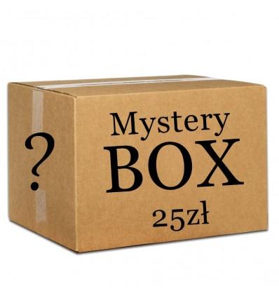 MysteryBOX Paczka Niespodzianka 25zł