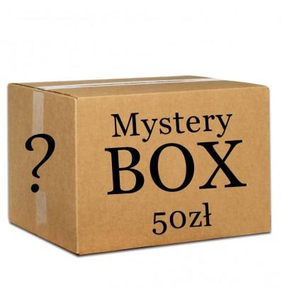 MysteryBOX Paczka Niespodzianka 50zł