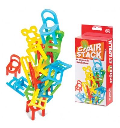 Spadające Krzesła – Gra