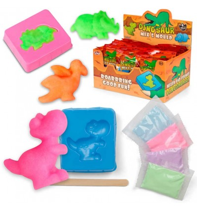 DINOSAUR MIX AND MOULD