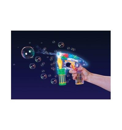 Tęczowy Pistolet na Bańki - Bubble Ray Gun