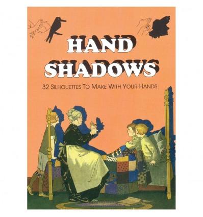 Książka Cieni - Hand Shadows Book