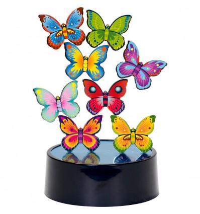 Rzeźba Magnetyczne Motyle - Butterflies Magnetic Sculpture