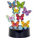 Magnetyczna Rzeźba – motyle