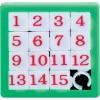 Puzzle Suwane Liczby - Slide Number Puzzle