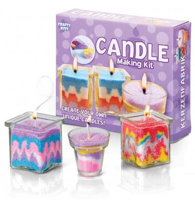 Twoja Świeczka - Candle Making Kit
