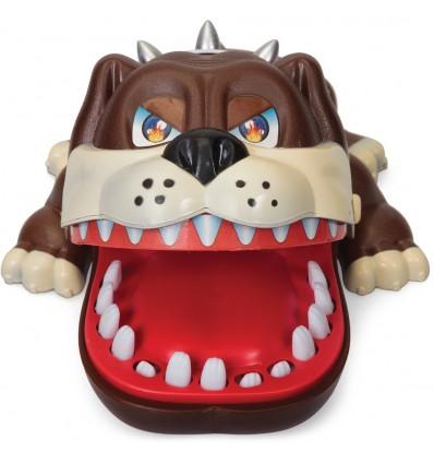 Uwaga groźny pies - Biting Bulldog
