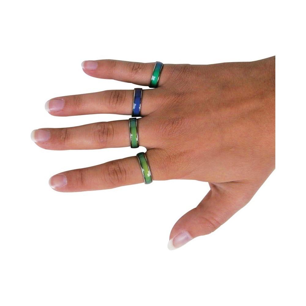 Inne rodzaje Pierścień zmieniający kolory - Zabawki Progresywne SS02