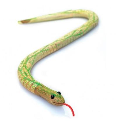 Drewniany Wąż - Wooden Snake