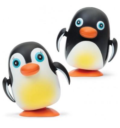 Zabawny pingwinek