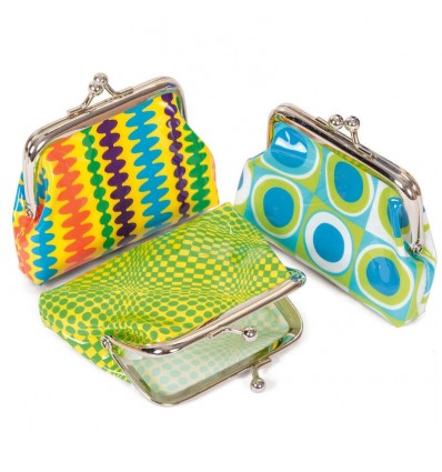 Retro Coin Purses