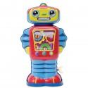 Kosmiczny blaszany robot