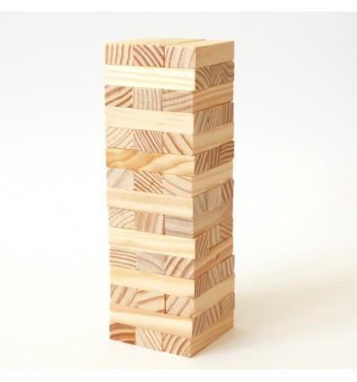Drewniana gra dla Dzieci - Wieża