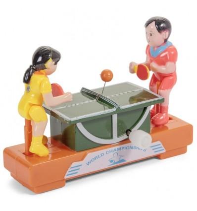 Clockwork Ping Pong