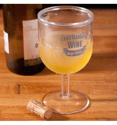 Everlasting Wine Glass