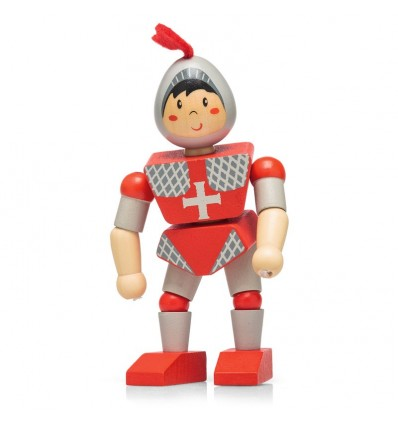 Wooden Flexi Knight