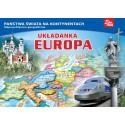 Układanka Europa - Puzzle