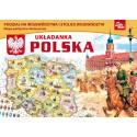 Układanka Polska - Puzzle