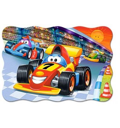 Wyścig F1 – Puzzle