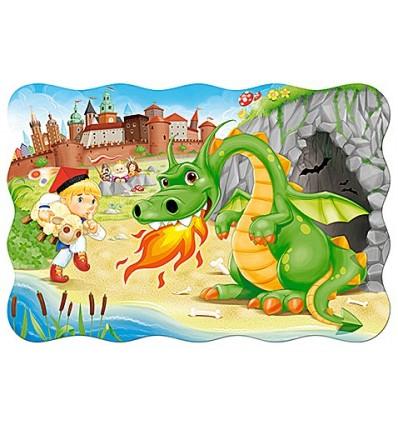 Smok Wawelski – Puzzle