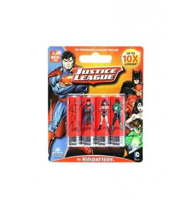 Baterie Alkaliczne Paluszki AA – 4szt – Z KSIĘŻNICZKĄ