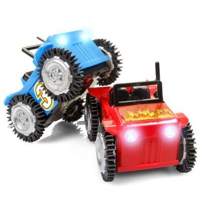 Odwracający się samochodzik - Mini Flip Over Buggy