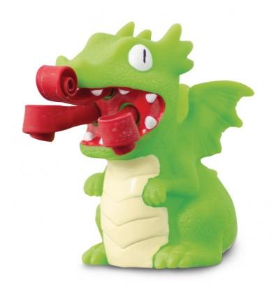 Ognisty smok – Gniotek - Curly Pop Dragons