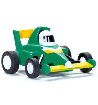 Wyścigówka ze wstecznym napędem