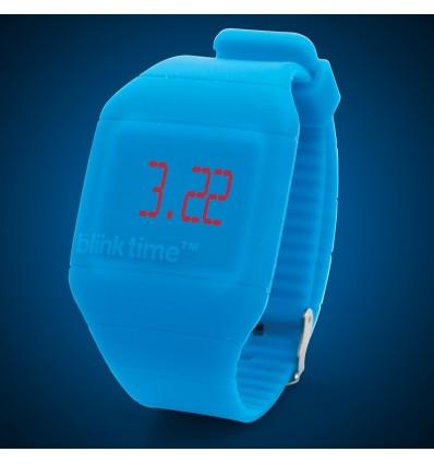 Plastikowy zegarek na rękę
