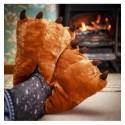 Kapcie - Stopy Niedźwiedzia