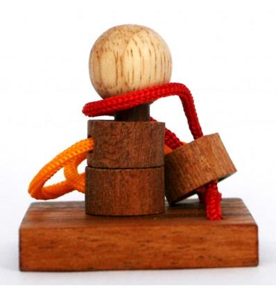 Łamigłówki drewniane - Puzzle - jedna do wyboru