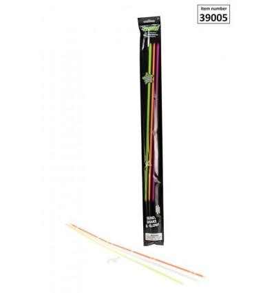 Świecące Naszyjniki 56cm – 3szt