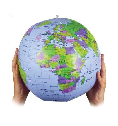 Dmuchany globus - Inflatable Globe