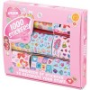 1000 naklejek dla dziewczynki - 1000 Stickers For Girls