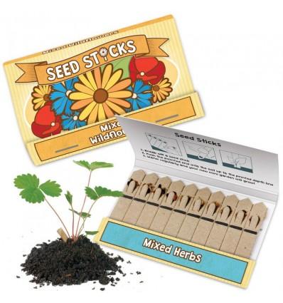 Nasiona w patyczkach - Seed Sticks