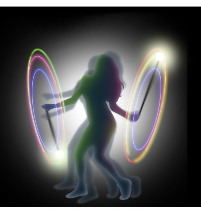Świecące Pois - Flashing Pois