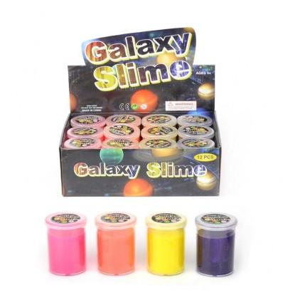 Galaktyczny glut SLIME 1z4 wzorów 7,5cm