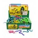 Węże Tropikalne 1z6 wzorów 23cm
