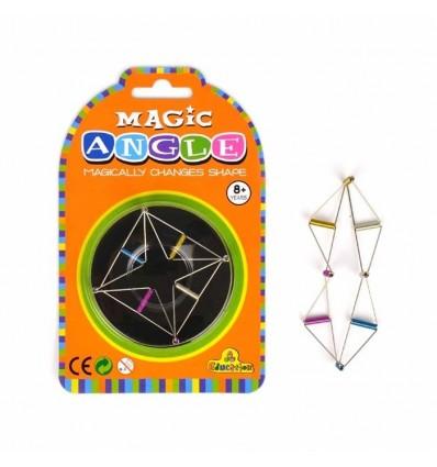 Puzzle magiczne trójkąty 1z6 wzorów 1cm