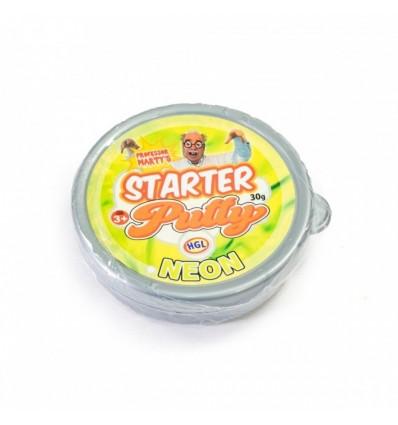 Progresywna Plastelina - Neonowe Kolory Starter Putty 30g