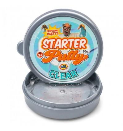 Starter Putty Clear Liquid