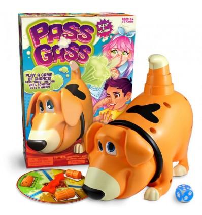 Gra Pierdzący Pies - Pass Gass